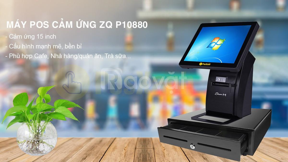 Máy tính tiền cảm ứng ZQ-P1088 chính hãng