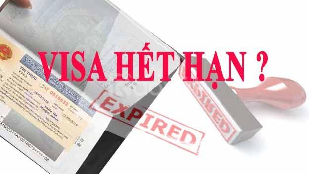Quá hạn visa Việt Nam và các hình thức xử lý