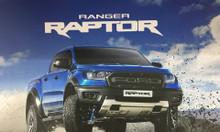 Ranger Raptor bán tải, nhập khẩu Thái Lan