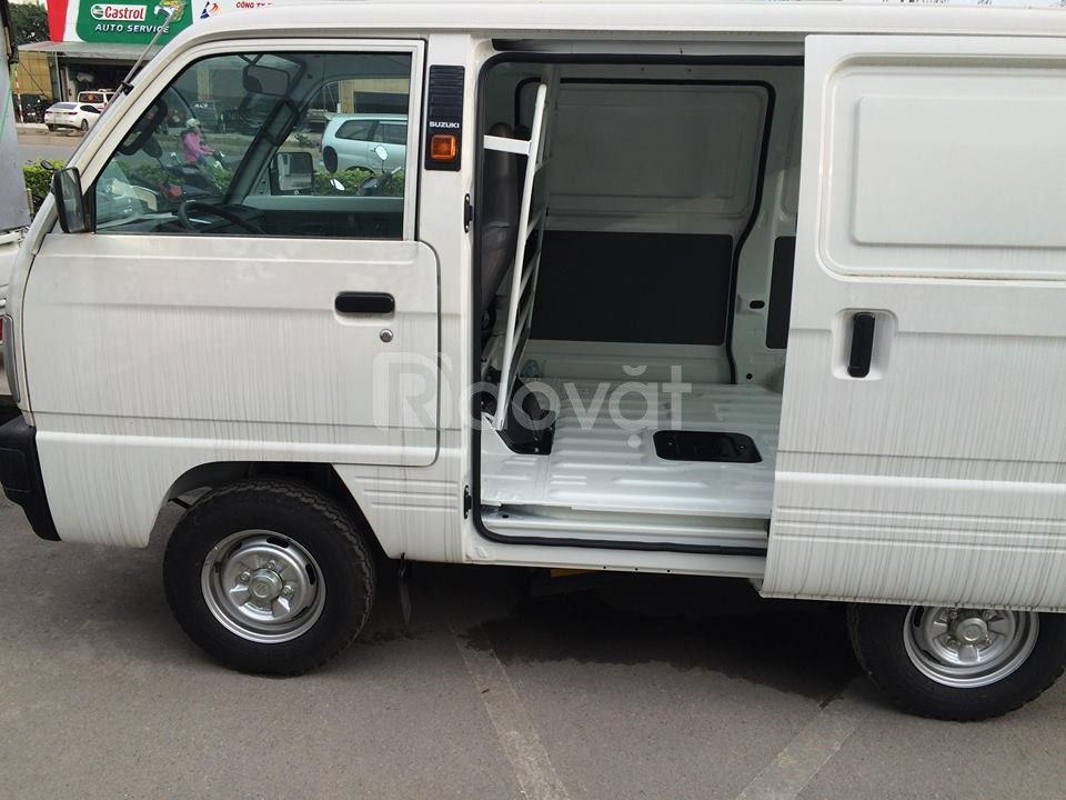 Xe tải van giá rẻ, xe blind van trả góp