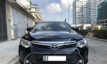 Cần bán xe Toyota Camry 2.0E, model 2017, màu đen!!