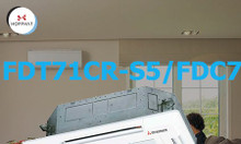Điều hòa âm trần Cassette Mitsubishi 1 chiều 24.000BTU(FDT71CR-S5/FDC)