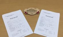 Báo giá in túi hồ sơ, in túi hồ sơ tuyển sinh, in túi hồ sơ cao học
