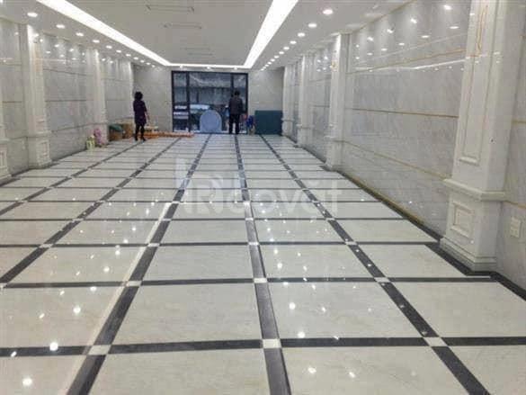 CHo thuê nhà phố 15 Trần Thái Tông 5 tầng, MT5m giá 50 triệu có giảm