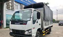 Xe tải Isuzu 2.4 tấn kích thước thùng 3.6m