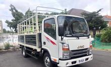 Xe tải jac 1t9 n200 thùng dài 4m4 hỗ trợ trả góp