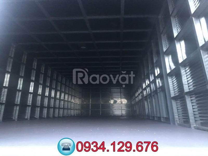 Bán xe tải Faw 7 tấn thùng dài 9m7 nhập khẩu