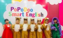Nhượng quyền thương hiệu Tiếng Anh PoPoDoo Smart English