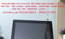 Bán máy tính tiền Pos cho quán Cafe giá rẻ tại Bến Tre