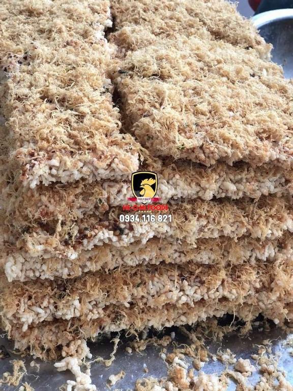 Cơm cháy chà bông – Món ăn đặc sản và món quà không thể thiếu
