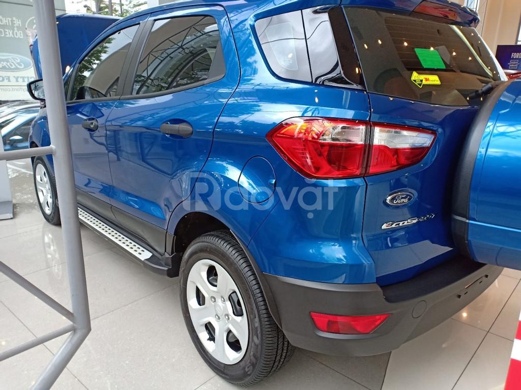 Ford Ecosport, tặng ngay bảo hiểm vật chất và giảm giá lớn