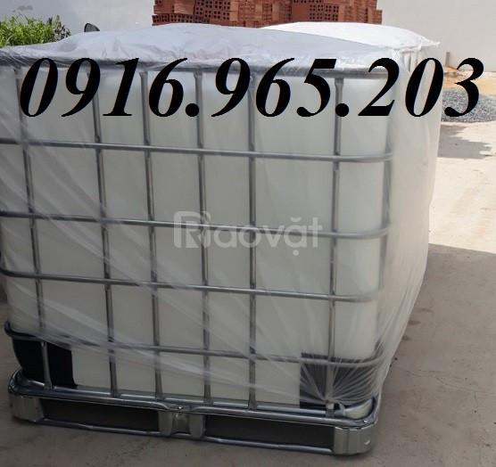 Tank nhựa 1000l
