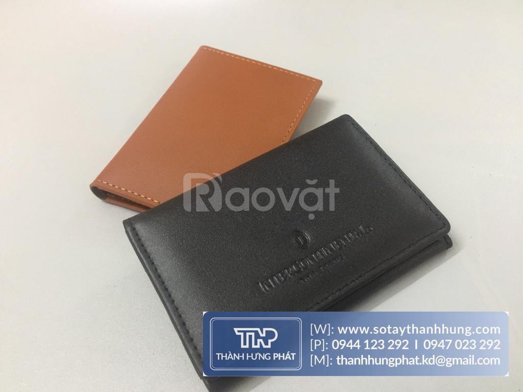 Địa chỉ sản xuất ví da quà tặng giá rẻ cho doanh nghiệp