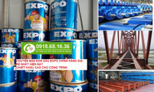 Đại lí cấp 1 sơn dầu expo tại Gia Lai