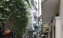 Bán nhà khu Ô Chợ Dừa, gần phố, sáng thoáng, giá 4tỷ.