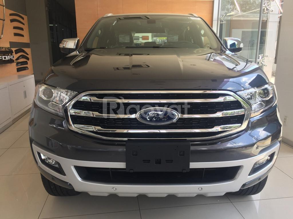 Ford Everest, giá tốt, ưu đãi lớn, liên hệ Xuân Liên