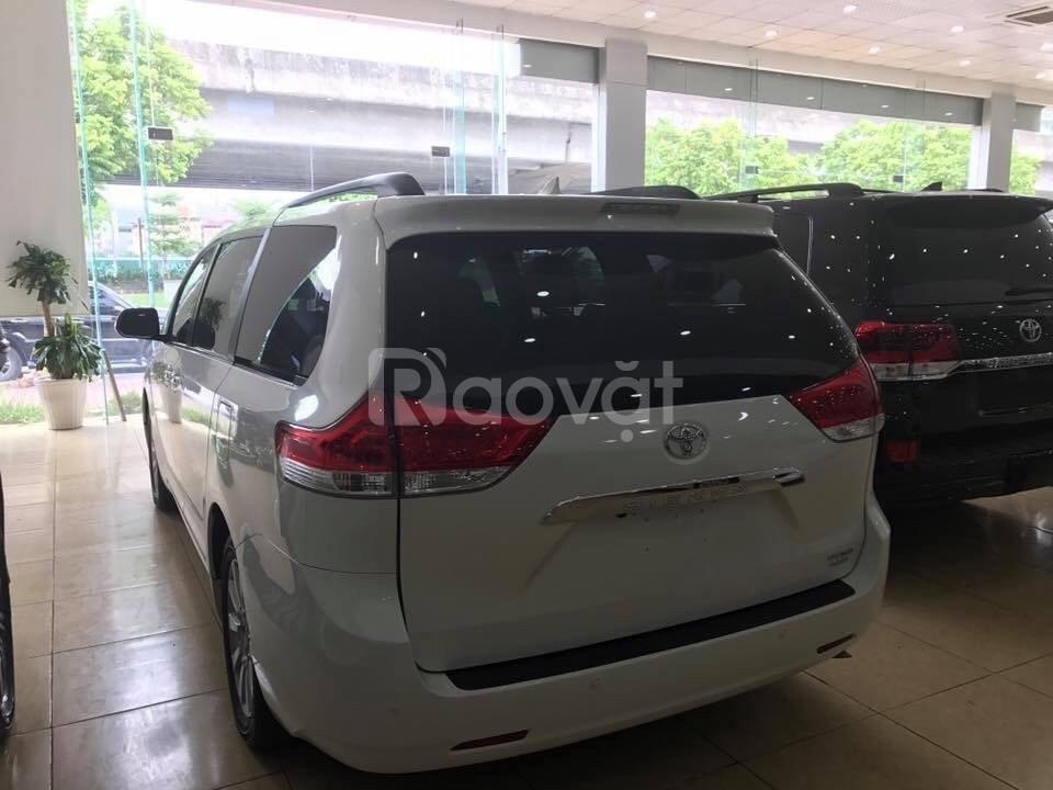 Bán Toyota Sienna 3.5 Limited nhập Mỹ đăng ký 2015,1 chủ từ đầu biển