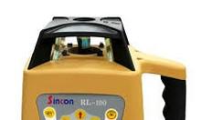 Máy cân mực nước Laser xoay tia xanh Sincon RL-100G