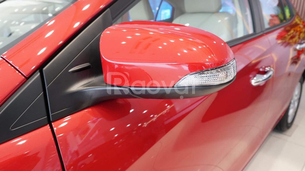 Bán xe toyota Vios 2019 mới, đủ màu, giao xe ngay, khuyến mãi lớn.