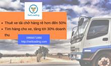 Bảng giá cước vận chuyển xe tải
