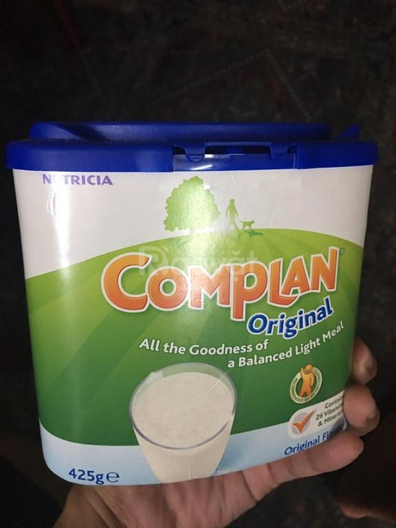 Muốn thanh lý lô sữa Complan từ UK