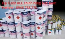 Sơn nước kcc, bột trét kcc giá rẻ Tây Ninh