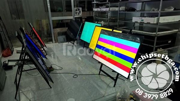 Dịch vụ sửa chữa, thay màn hình tivi tphcm