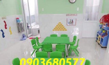 Nơi bán bàn ghế nhựa cho trẻ em giá rẻ, chất lượng tốt