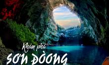 Khám phá hang động lớn nhất và bí ẩn nhất thế giới Sơn Đoòng