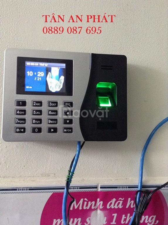 Cung cấp máy chấm công giá rẻ tại Nam Định (ảnh 4)