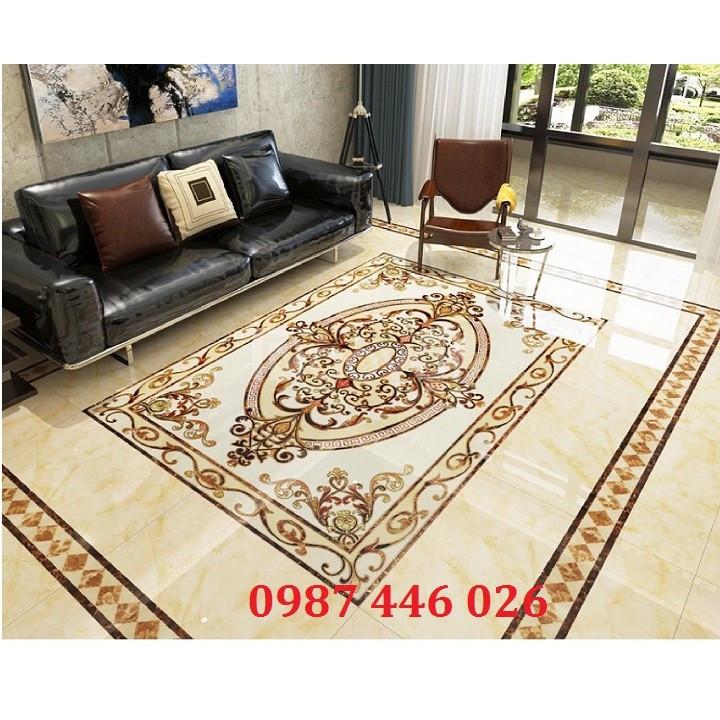 Gạch thảm, thảm gạch lát nền nhà  đẹp (ảnh 1)