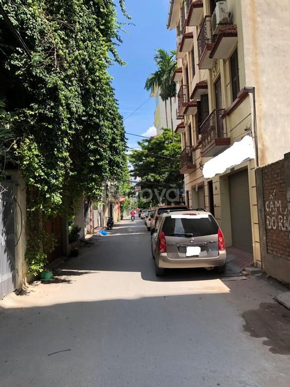 Bán gấp ra nước ngoài phố Tôn Thất Tùng, gara, spa, 76m2, 10.8tỷ