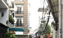 Nhà 3 mặt tiền HXH 6m Hoàng Hoa Thám, p.5. Bình Thạnh