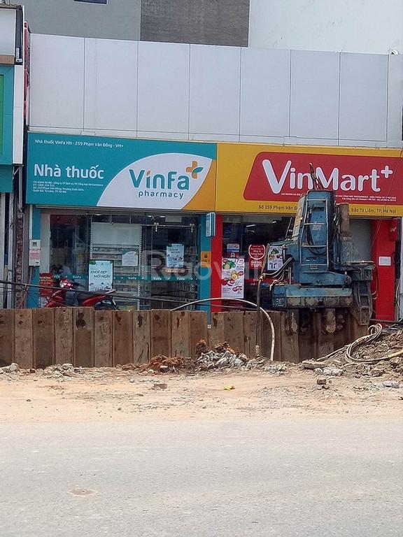 Bán  đất đầu tư đường Phạm Văn Đồng, Bắc Từ Liêm