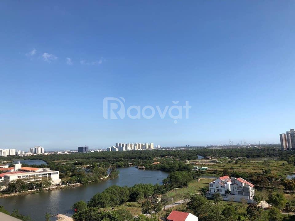 Bán căn hộ mẫu Saigon South Residences 2 phòng ngủ block G
