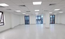 Cho thuê nha mặt phố 102 Chùa Láng MT 4.5m, DT60m