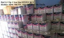 Đại lý chính hãng bột trét kcc, sơn nước kcc tại Long An
