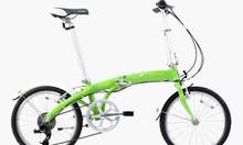 Xe đạp gấp Oyama Dolphin