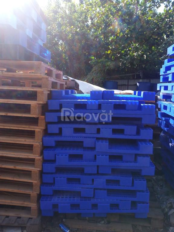 Pallet gỗ thông nhập khẩu tại Đà Nẵng