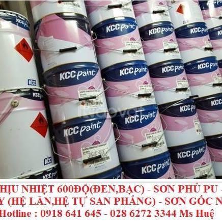 Bán sơn Epoxy UT6581 Urethane kháng axit tường nhà xưởng