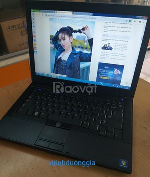 Dell Latitude E6410, dòng máy doanh nhân, vỏ nhôm bền