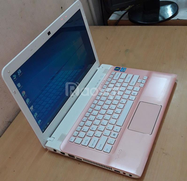 Laptop Sony SVE14116FXP core i5/4G/500G