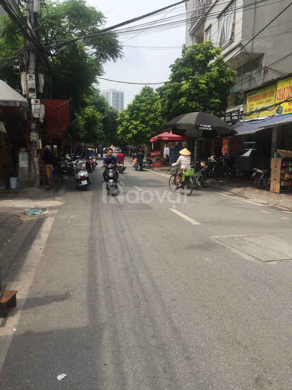 Bán nhà mặt ngõ Xuân La, Tây Hồ, ngõ ôtô tránh nhau, vị trí kinh doanh