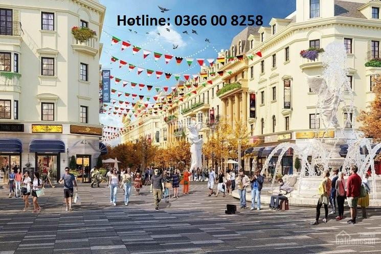 4 tỷ sở hữu Shophoue Europe Bãi Cháy.