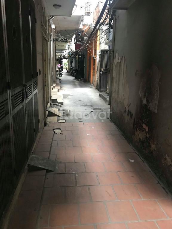 Cần bán gấp nhà mới đẹp khách mua về ở luôn tại Thái Hà, Đống Đa 4,6tỷ