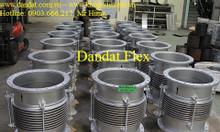 Nơi cung cấp Khớp nối giãn nở inox + khớp nối mềm kim loại các loại