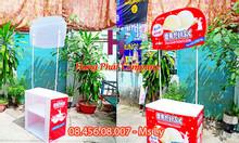 Booth nhựa lắp ráp giá rẻ Hồ Chí Minh