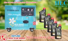 Máy phát điện chạy dầu gia đình chống ồn tốt
