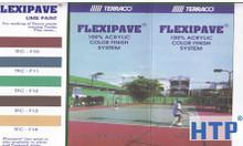 Sơn sân tennis Terraco không cát màu TFC-F1 rẻ ở Bình Định