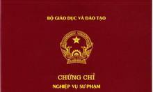 Học nghiệp vụ sư phạm đại học cao đẳng tại Đà Nẵng